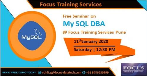 MySQL Seminar Tempt