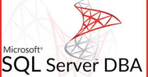 MS SQl Server DBA